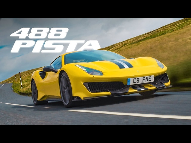 <em>Ferrari</em> 488 Pista: Road Review | Carfection 4K