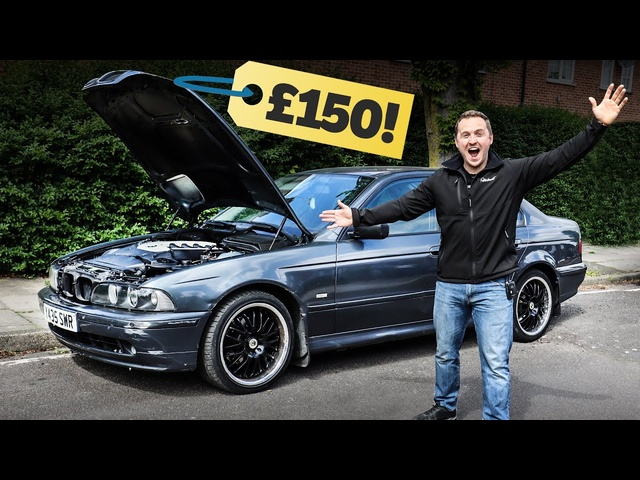I Bought A BMW On Instagram For £150