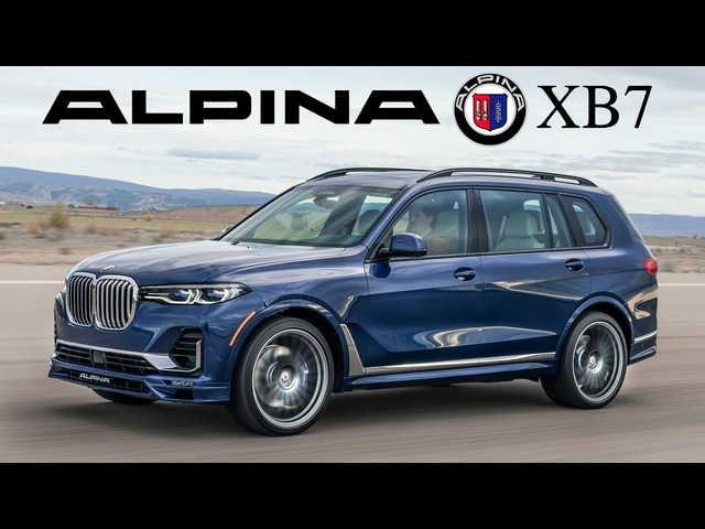 2021 BMW Alpina XB7 in Depth Look - The NEW $150,000 Luxury SUV