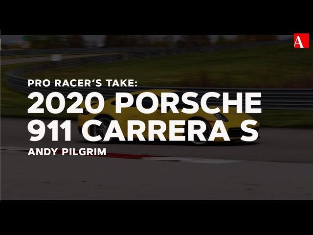 Pro Racer's Take: 2020 Porsche 911 Carrera S