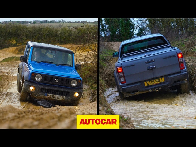 How to off-road | a beginner's guide | Autocar
