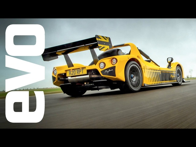 Radical Rapture fast lap | evo DIARIES