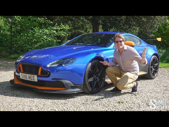 This is How Much My Aston Martin Vantage GT8 Costs to Own!