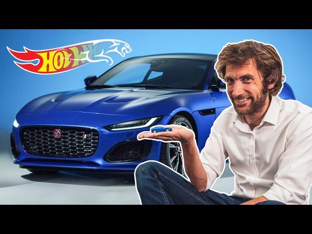 The New Jaguar F-Type Gets The Hot Wheels Treatment | Carfection