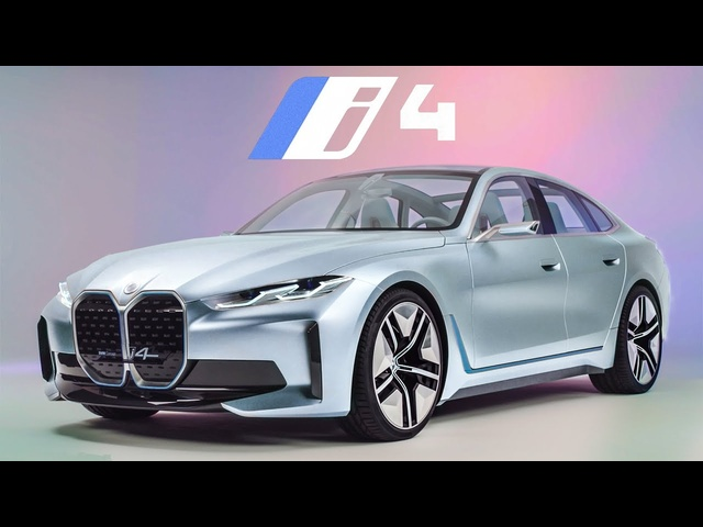 2022 BMW i4 in Depth Look - Better than a Tesla & Mustang Mach E?