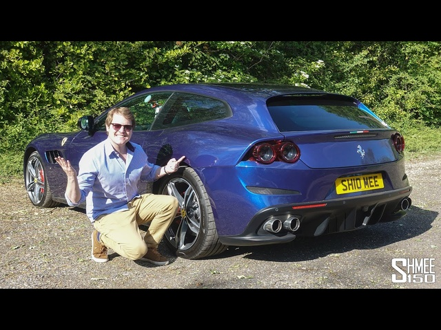 What Could Replace My Ferrari GTC4Lusso?