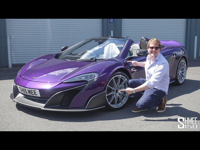 Finally GOOD NEWS About My McLaren 675LT Spider!