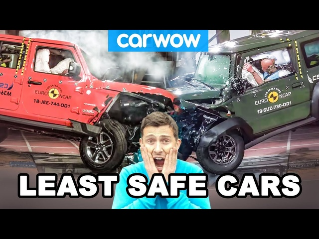 The 13 WORST new cars to CRASH in!