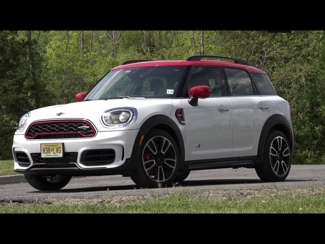 2020 MINI JCW Countryman | MINI to the Max | Steve Hammes