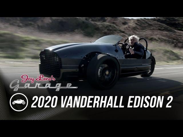 2020 Vanderhall Edison 2 -Jay Leno's Garage