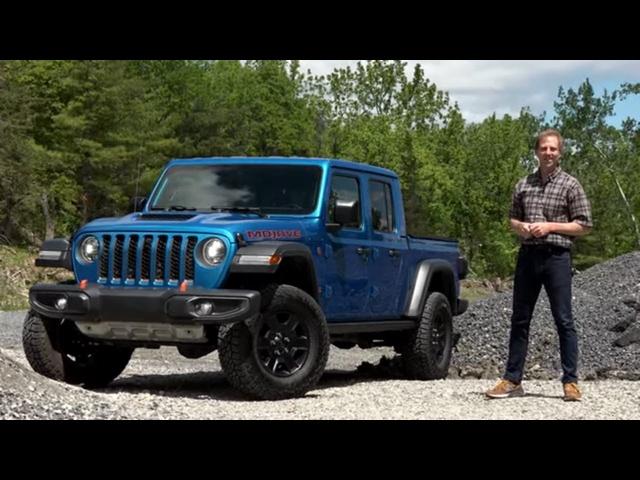 2020 Jeep Gladiator Mojave 4X4 | No Desert? No Problem | Steve Hammes