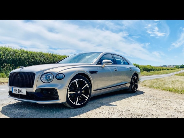 New W12 <em>Bentley</em> Flying Spur is a 207mph, 626bhp limo. Full on-road review