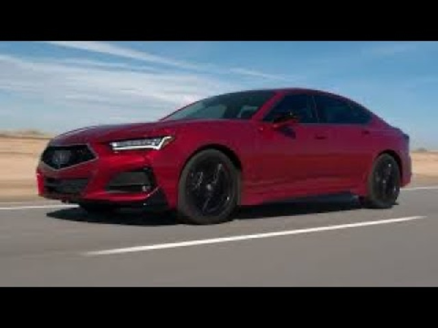 2021 Acura TLX | Should Acura Give Up Cars?