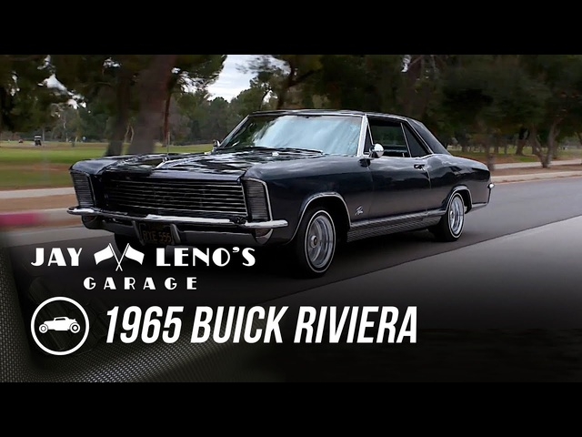 Jay Leno, Danny Trejo and the 1965 Buick Riviera - Jay Leno's Garage