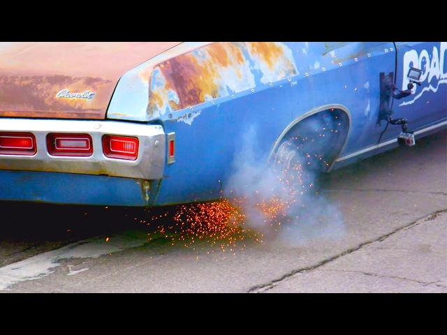 Who Does the Best Burnouts? Roadkill vs. Mighty Car Mods | Roadkill | MotorTrend