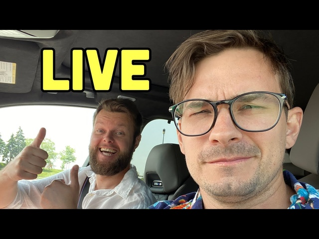 Jakub & Yuri Live! Question time?