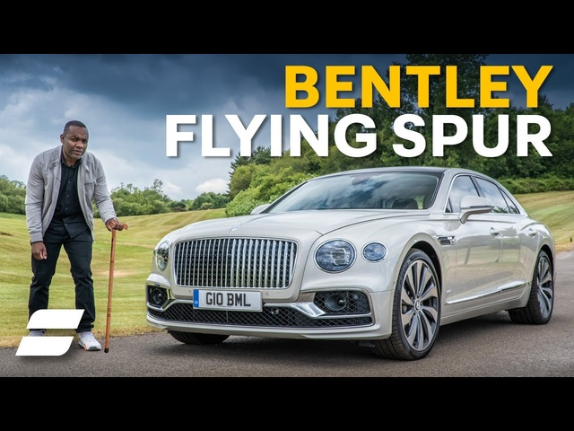 NEW <em>Bentley</em> Flying Spur Review: A 207mph SUPERCAR For Grandparents? | 4K