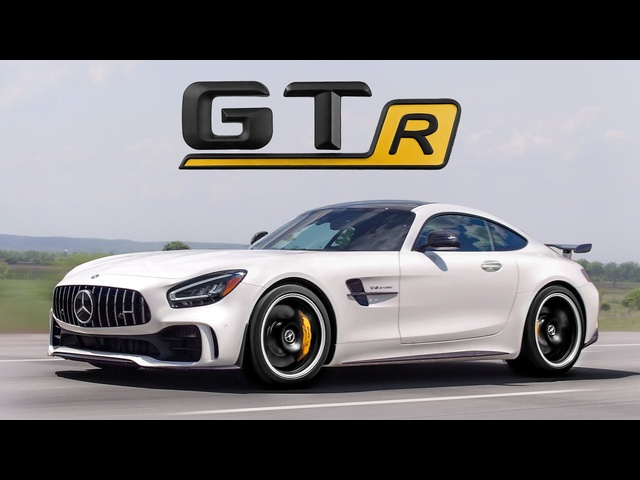 The 2020 <em>Mercedes</em>-AMG GT-R is the Ultimate Sports Car