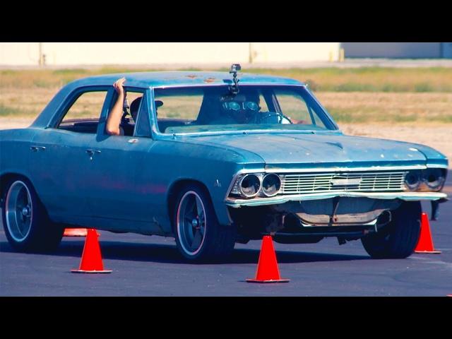 The LEGENDARY Dirt-Cheap '66 Chevelle!   Roadkill Garage   MotorTrend