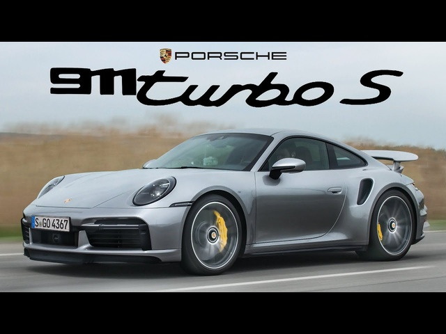 The 2021 Porsche 911 992 Turbo S is Insanely Quick... and Expensive