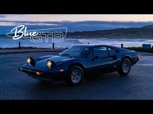 1978 Ferrari 308 GTB: The Blue GTB