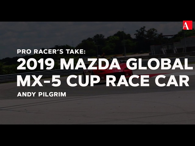 Pro Racer's Take: Mazda MX-5 Cup Race Car