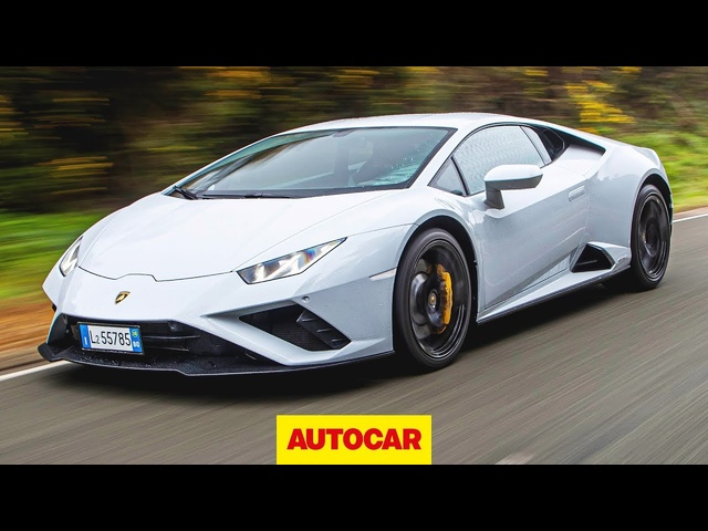 2020 Lamborghini Huracan Evo RWD UK review | Autocar