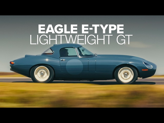 Eagle Lightweight GT Review: The Ultimate <em>Jaguar</em> E-Type? | Carfection 4K