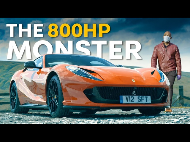 Ferrari 812 Superfast Review: The Greatest Escape | 4K