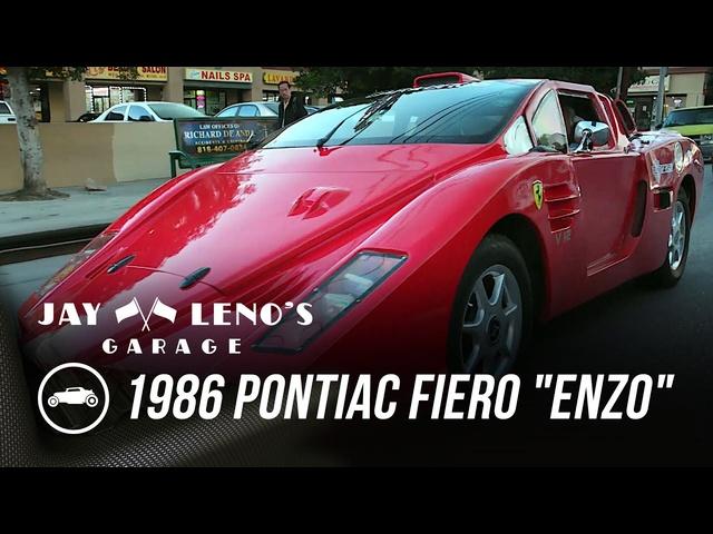 Car Bros' Fierri -Jay Leno's Garage