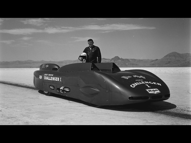 The First American to 400 MPH: Mickey Thompson | MotorTrend