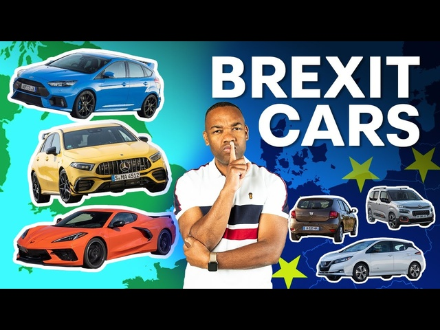 Will British Cars Be BETTER After Brexit?