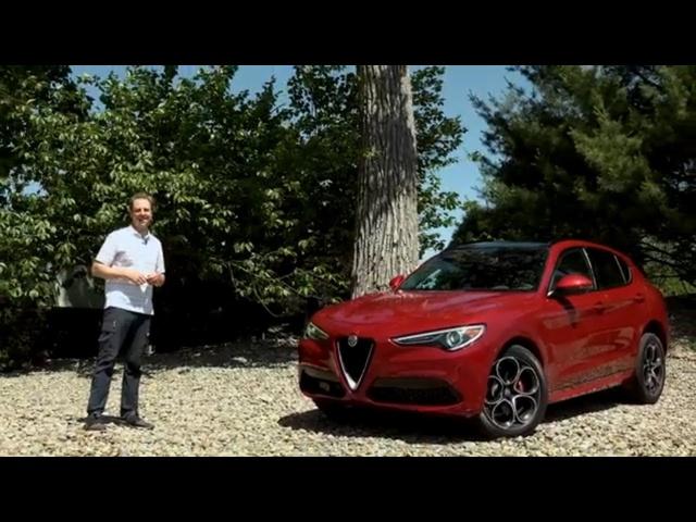 2020 Alfa Romeo Stelvio | Stelvio Pass?