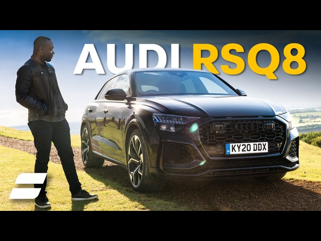 <em>Audi</em> RSQ8 Review: The £100,000 RS6 Killer?