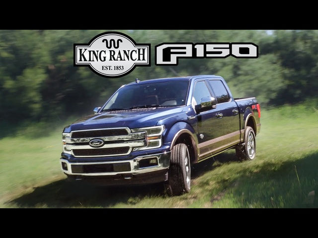 The 2020 <em>Ford</em> F-150 King Ranch is a Cowboy Themed Truck + 2021 F-150 UPDATES!