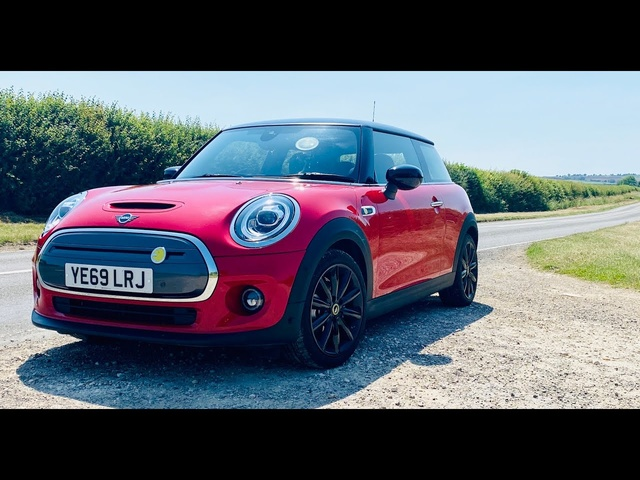 2020 MINI Electric real-world review; flawed but fun..
