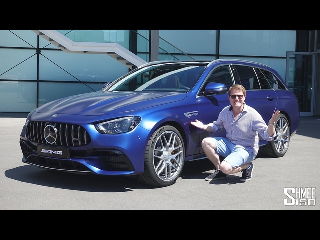 The New AMG E63 S Wagon Could be the BEST Daily Driver!