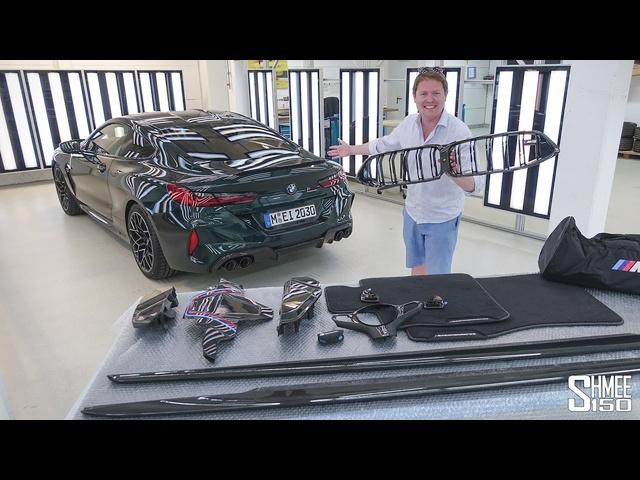New UPGRADES for the <em>BMW</em> M8! M Performance Parts