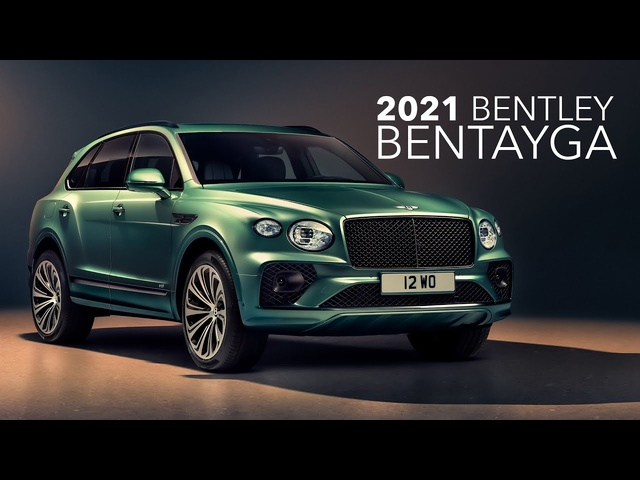 NEW Bentley Bentayga: In-Depth First Look | Carfection 4K