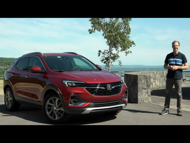2020 Buick Encore GX | Play It Again, Sam