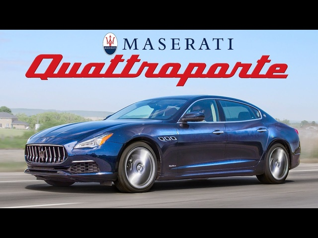 The 2020 Maserati Quattroporte Gran Lusso is BETTER than you Expect