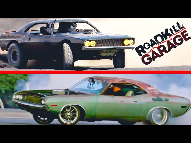 TWO Iconic 1970 Dodge Challenger Rebuilds! | Roadkill Garage | MotorTrend