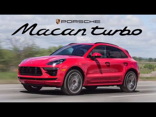 The 2020 Porsche Macan Turbo is Really Good at Everything