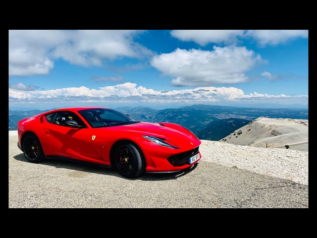 800hp Ferrari 812 Superfast review. 1000-mile road trip to S.France but is it a true GT?