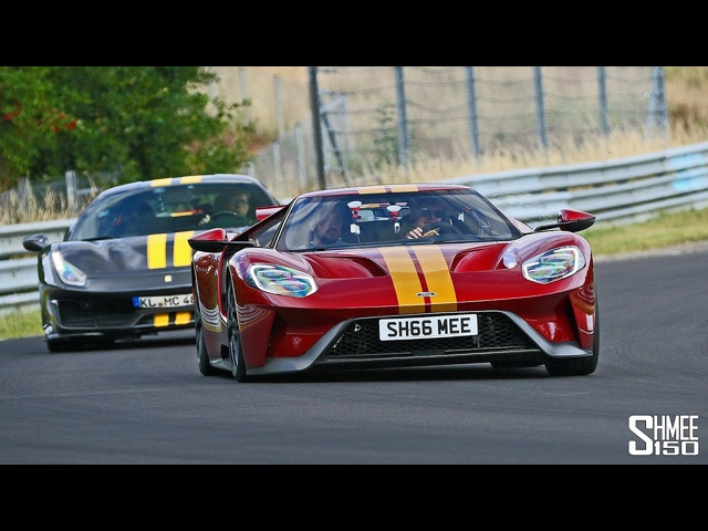 RUSH TO THE RING! My <em>Ford</em> GT Challenge to Reach the Nurburgring