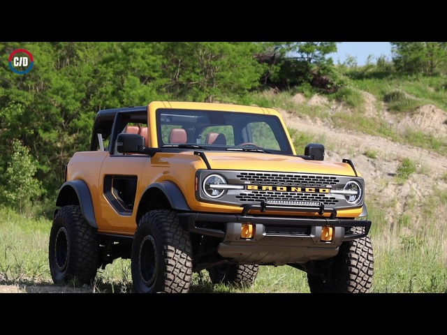 See the New 2021 Ford Bronco and Bronco Sport in Action