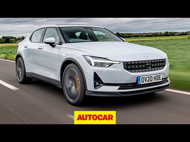 Polestar 2 review | Better than a Tesla Model 3? | Autocar