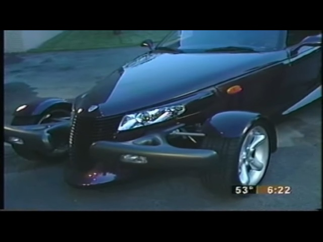 1999 Plymouth Prowler | My Favorite Car of All Time!