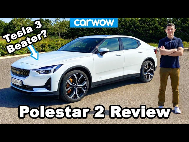 Polestar 2 EV review - see where it beats the Tesla Model 3