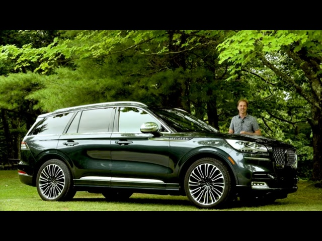 2020 Lincoln Aviator Black Label | An $80,000 Barnstormer